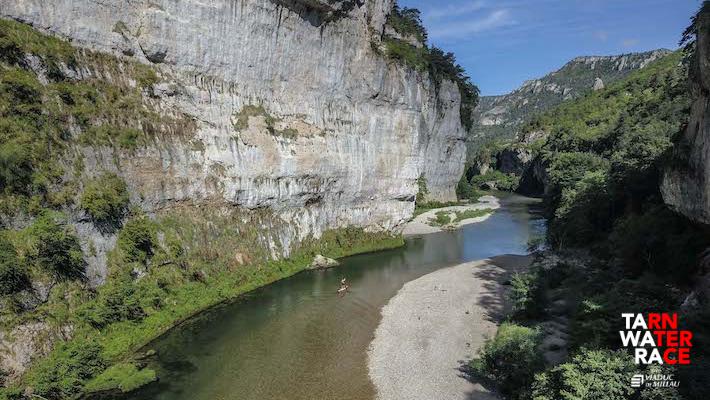 Tarn Water Race 2020 : en SUP ou en Kayak une expérience unique dans des gorges inscrites au patrimoine mondial de l'UNESCO