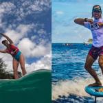 Manue Bescheron et Melvyn Mouret remportent la 20e Edition du WATERMANA, la compétition Waterman la plus folle de la planète