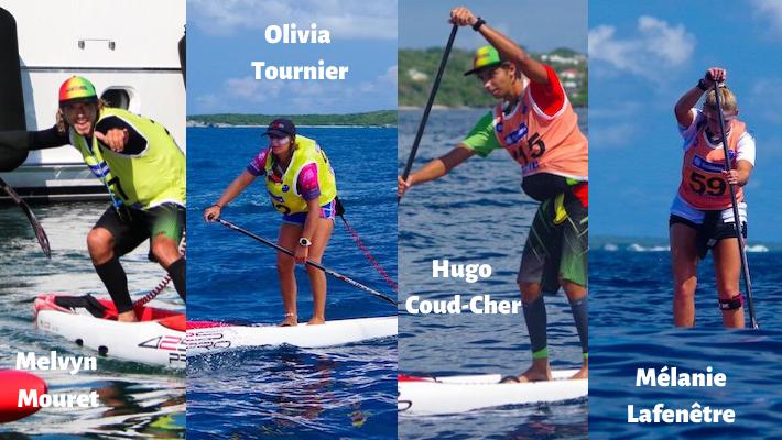Ze Race 2020: Victoires pour Mouret, Tournier, Lafenêtre, Coud-Cher et Carton Plein pour 425pro et l'UFR STAPS des Antilles