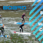 Starboard turns SUP racing scene blue