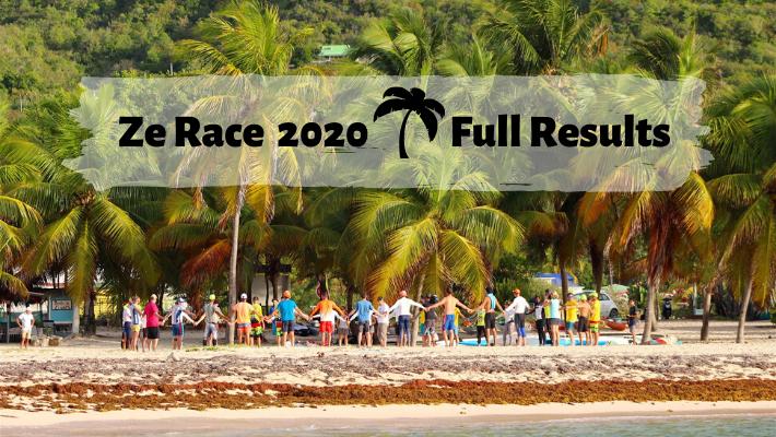 Ze Race 2020 – Résultats Complets