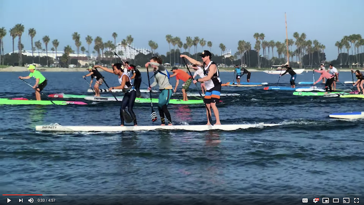 The 2020 Hano Hano Huki Ocean Challenge by Infinity SUP