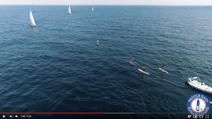 Paddle Raid 2020 Teaser – Paddle across the Med between Corsica & the French Riviera