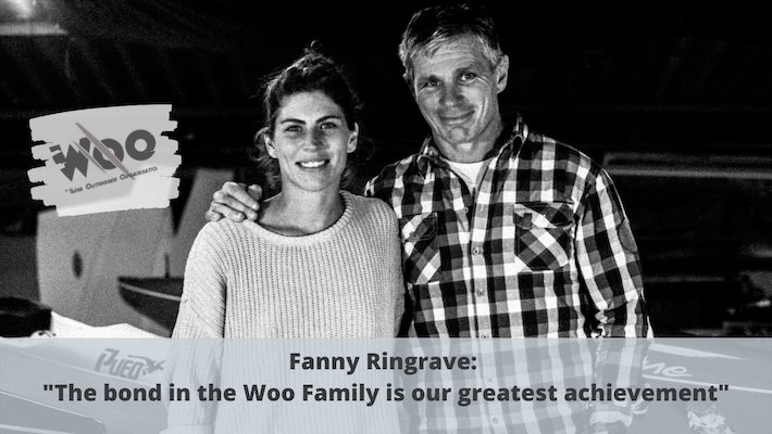 Fanny Ringrave & Woo Outrigger: Following in the Footsteps of Her Father Guy