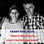 Fanny Ringrave – La Vie de Woo Outrigger après Guy Ringrave