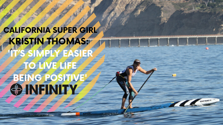 The Golden State of SUP: Infinity SUP Kristin Thomas' guide to SoCal