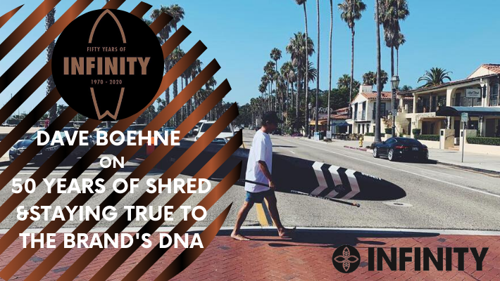 Infinity celebrates 50 years of surf and SUP shred