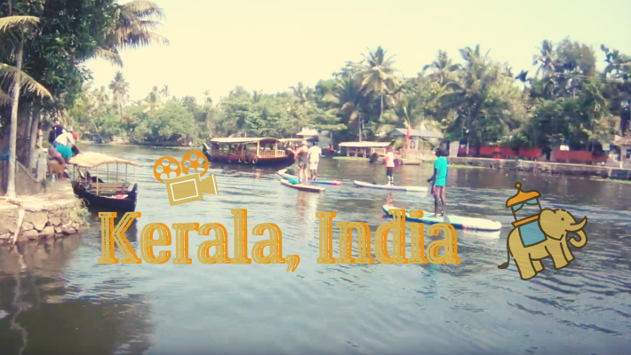 A Stand Up Paddle trip to Kerala, India – Rough Cuts