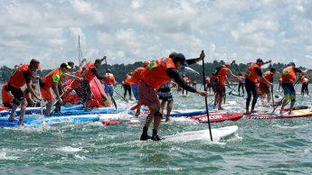 SNSM Morbihan Paddle Trophy 2020