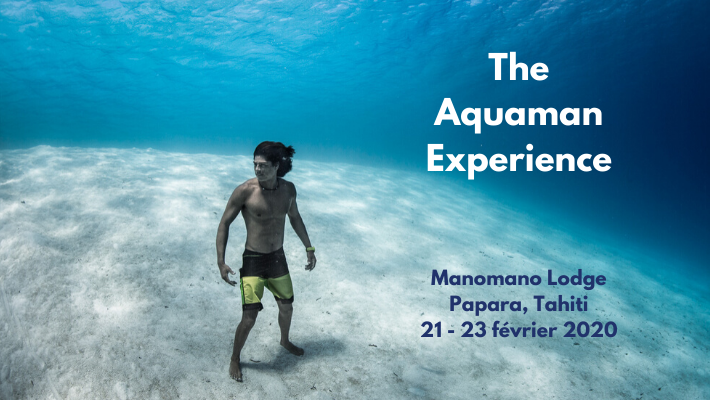 The Aquaman Experience at Manomano Lodge