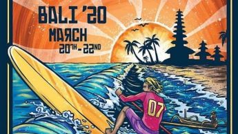 The LSR Bali Cosmic Experience – Longboard SUP Festival