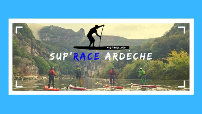 SUP Race Ardèche 2020