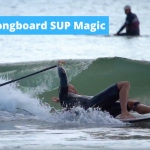 Magic Longboard SUP Manoeuvers by Gong