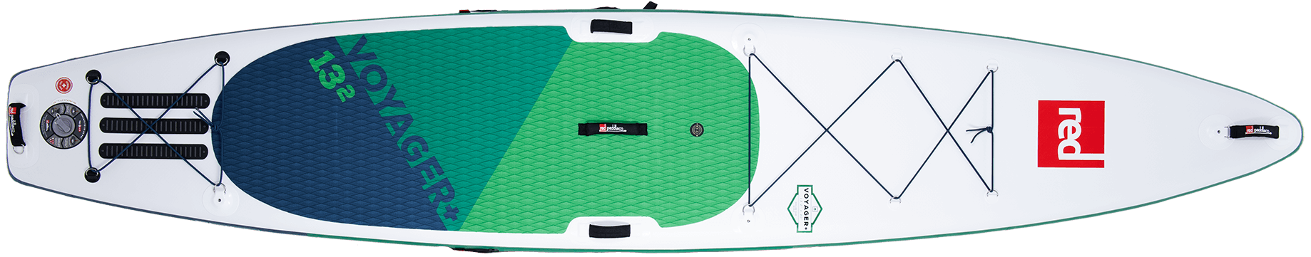 Red Paddle Co Voyager MSL SUP 13.2 x 30