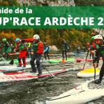 La SUP Race Ardèche 2020, elle a tout d'une grande !