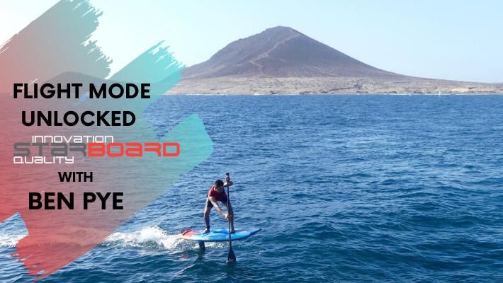 Dodging foiling risks with Starboard Team Rider Ben Pye
