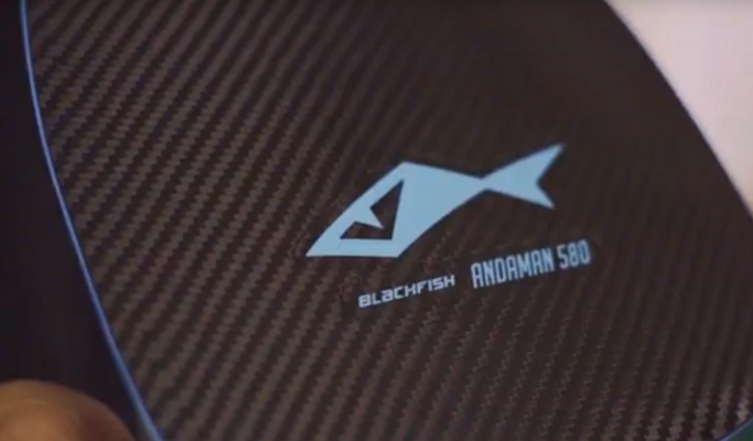 Blackfish Paddles: What is in the paddle construction?