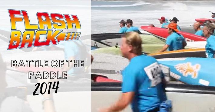 Flashback Thursday: Return to the Battle of the Paddle 2014
