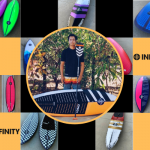 Infinity's Dave Boehne talks technology innovation, kooks of the day and the future of SUP, surf & foil design