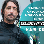 Blackfish Team Rider Karl Krüger to become the first human to paddle the Northwest Passage on a stand-up paddleboard