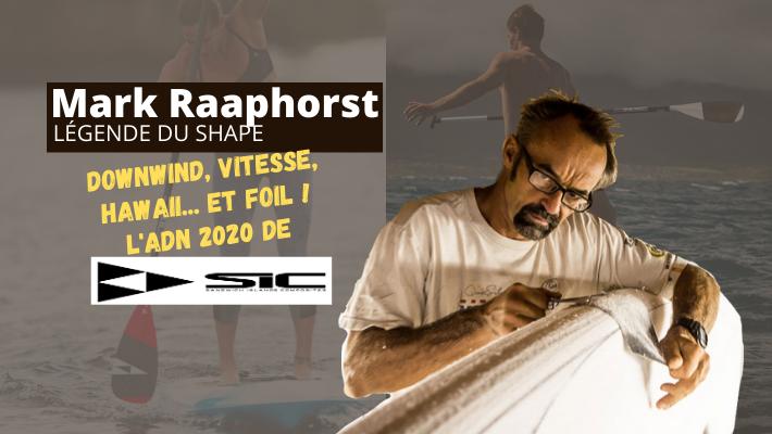 SIC 2020 – Mark Raaphorst, la Quête de Vitesse au Coeur de la Marque Hawaïenne