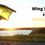 Wing Skating with Gong – Learn to Wing on Land