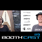 Ollie O'Reilly, Starboard SUP Product Manager on BOOTHCAST