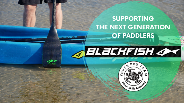 Blackfish Paddles to support the freshly launched WSA Youth Pro Team