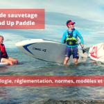 Comment choisir son Gilet de Sauvetage pour la pratique du Stand Up Paddle ?