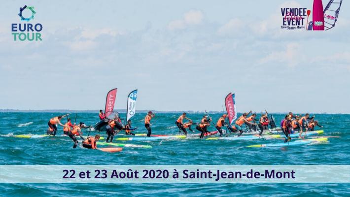 Vendée Gliss : 1er évènement majeur de SUP en France cette saison