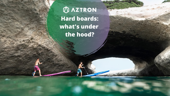 A Closer Look at Aztron's 2020 SUP Hard Boards
