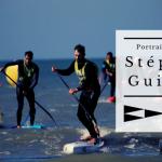 Stéphane Guiomar : portrait du waterman breton membre de la Team SIC
