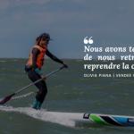 Olivia Piana : du Vendée Gliss Event aux Jeux Olympiques de Paris 2024