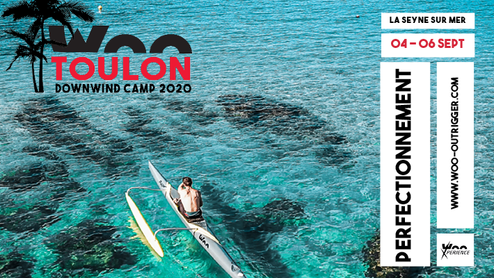 Woo Downwind Camp Toulon : 3 jours de perfectionnement