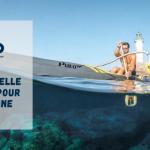 Downwind camp, nouvelle pirogue, Corse : automne chargé pour WOO Outrigger