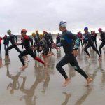 De la bataille et du plaisir en SUP, Swim, Prone et Run au Erdeven Waterman Challenge