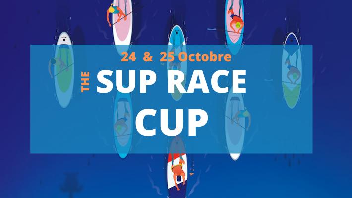 La 11ème Edition de la SUP Race CUP sera Coupe de France Mer et Océan