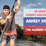 "Russian Olympian Andrey Kraytor : ""In 2021, I will beat Connor Baxter's 200m world record."""