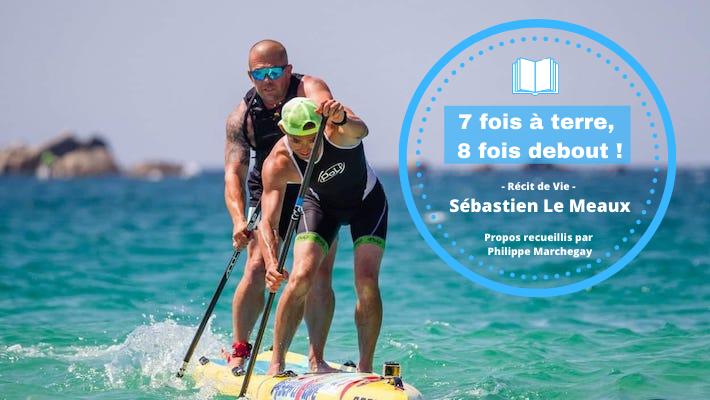 Sébastien Le Meaux, Combattant Mal-Voyant du SUP et de l'Extrême Témoigne dans un Livre Choc !