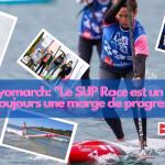 Anaïs Guyomarch, Championne de France sur 200m Sprint!