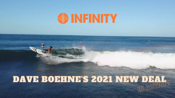 Dave Boehne Shreds on the 2021 New Deal
