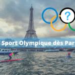 La Fédération Française de Surf annonce une possible inclusion du Stand Up Paddle aux JO 2024