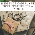 Itiwit : la liste des cadeaux de Noël pour toute la famille !