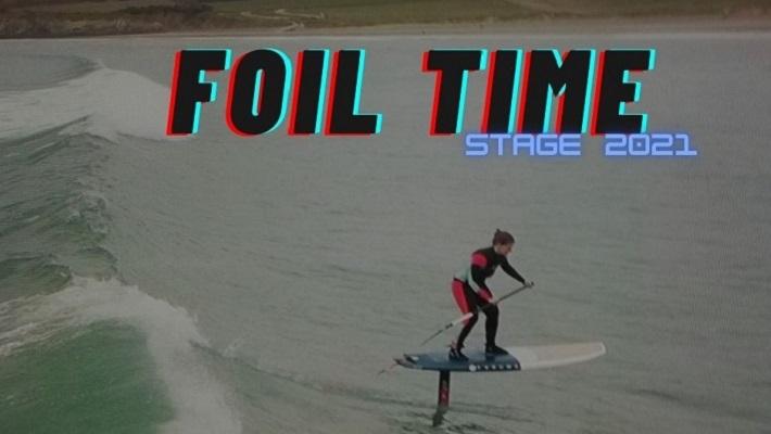 Barrachou Foil Camp: Voler en Finistère !
