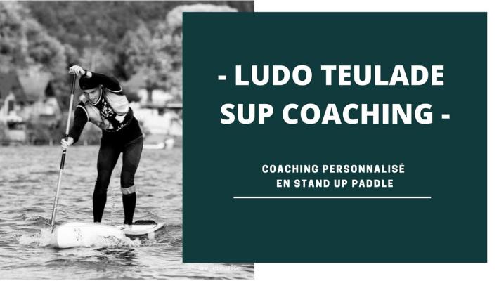 Ludovic Teulade se lance dans le coaching SUP