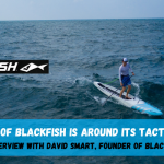 Blackfish collaborates with the world's top athletes on new designs for SUP and Foil