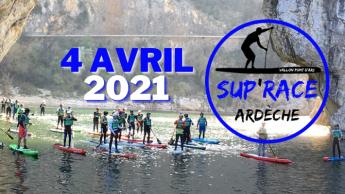 Sup Race Ardèche 2021