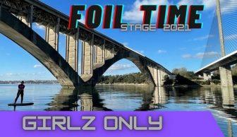Girlz Foil Camp