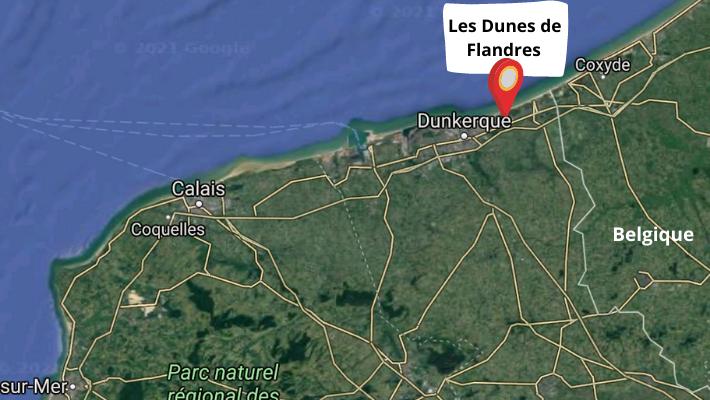 Les Dunes de Flandres