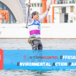 The International Canoe Federation name Starboard their Official Environmental Action Partner